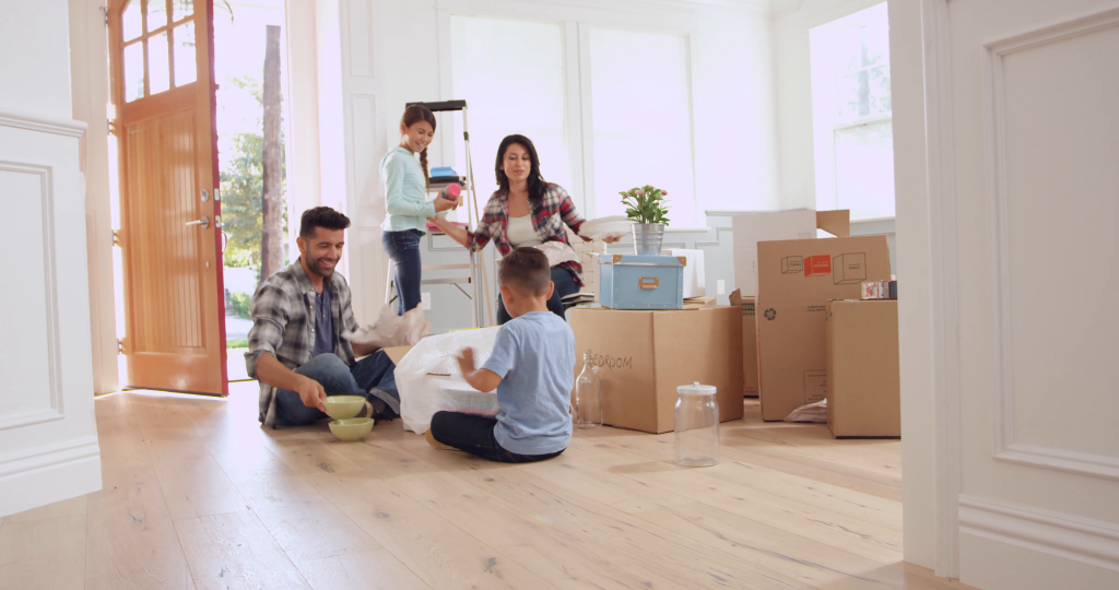 moving house and relocation services