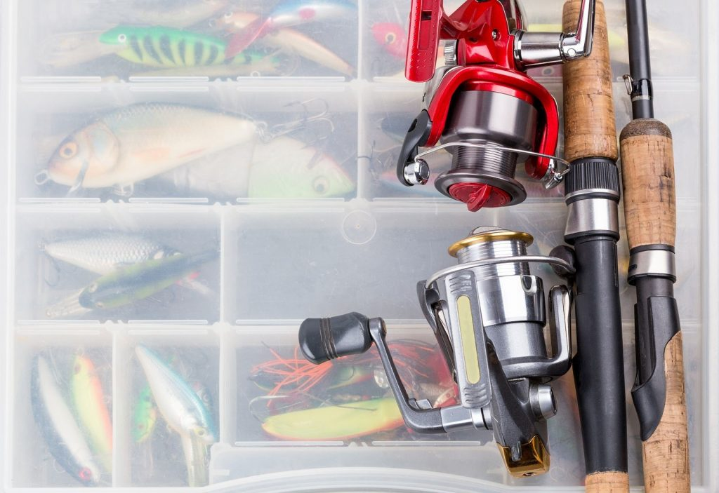 buy fishing gear