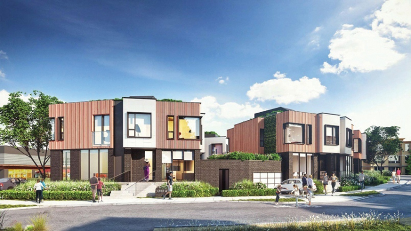 Townhouse Project