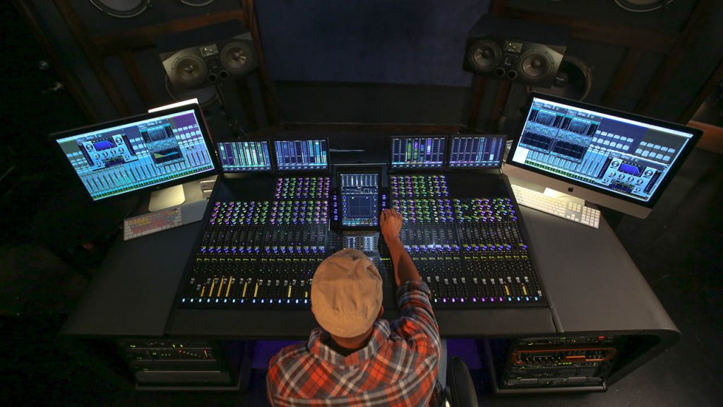 recording studio at online